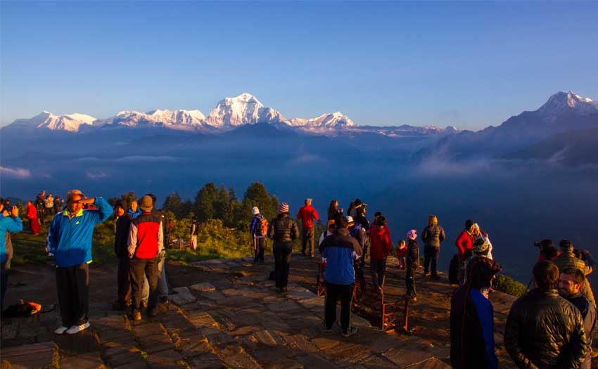 Reasonable Sightseeing Nepal Tour