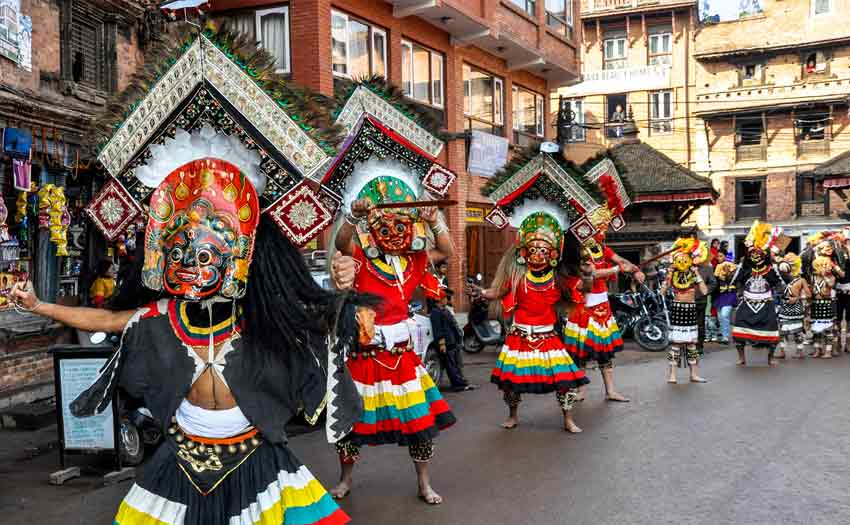 History and Culture Tours in Nepal