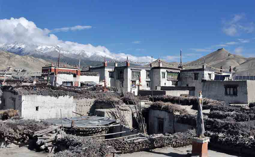Affordable trekking to Upper Mustang